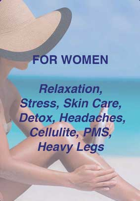 WOMEN TRANSDERMAL MAGNESIUM
